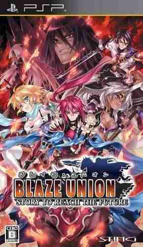Descargar Blaze Union Story To Reach The Future [JAP] por Torrent